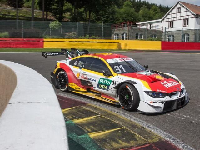 Les bolides du DTM étaient en action hier à Spa-Francorchamps (Mise à jour)