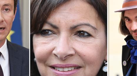 Municipales à Paris : Hidalgo devant les ministres Griveaux, Mahjoubi ou Villani