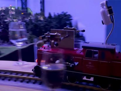 Un record du monde insolite battu par ce petit train