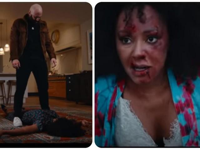 Les images choc de Mel B, ancienne Spice Girl, dans une vidéo contre les violences conjugales, dont elle a été victime pendant dix ans (vidéo)