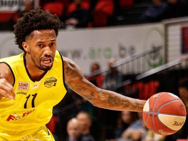 Ligue des champions de basket: Ostende s'impose après deux prolongations