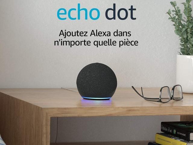 Nouvelle baisse pour les produits Amazon Echo dès 14,99 euros !