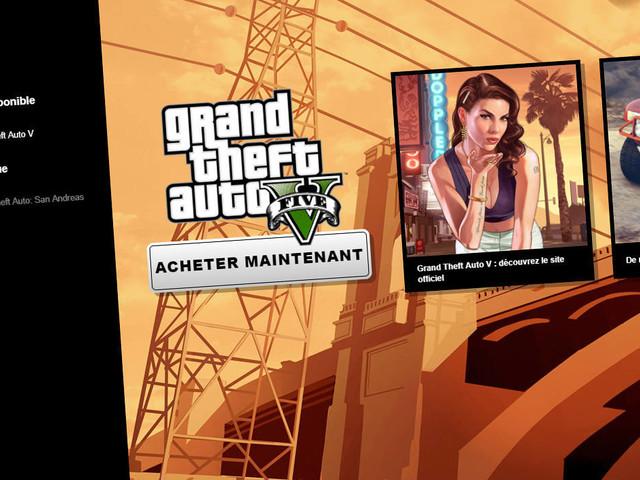 Rockstar lance son « Games Launcher » et vous offre GTA : San Andreas