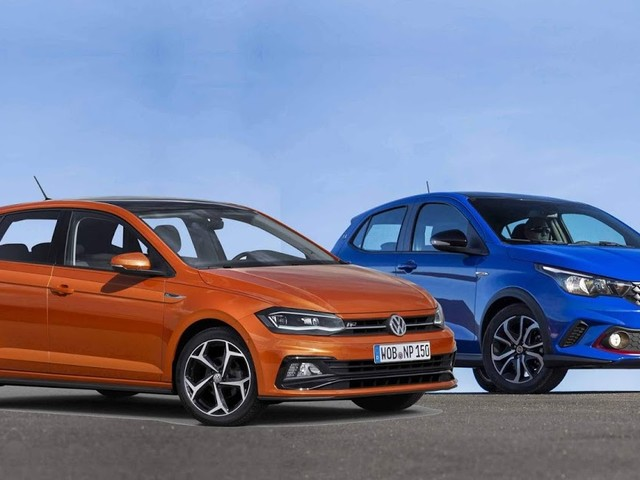 Polo 200 TSI AT x Argo 1.8 AT x HB20 1.6 AT - comparativo