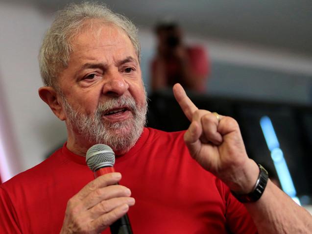 PF pede a transferência de Lula