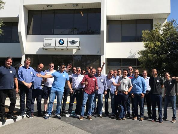 A ABLA está presente na visita a Global Silicon Valley junto ao Instituto Parar