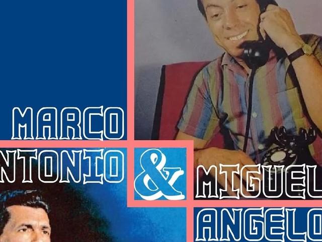 Marco Antonio & Miguel Ângelo - Coletânea especial