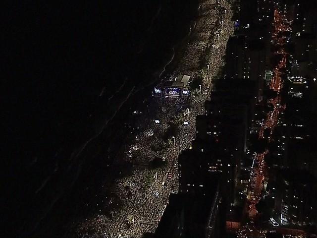 Ano Novo 2019 no Recife; FOTOS