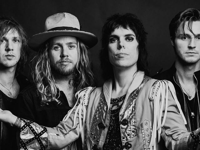 Quem é The Struts, banda que tem música com a Kesha e tocará no Lollapalooza