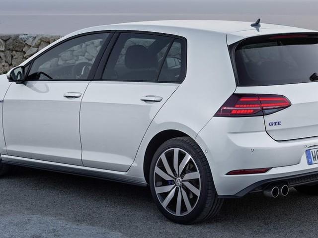 VW confirma Golf GTE para Brasil e Argentinha em 2018