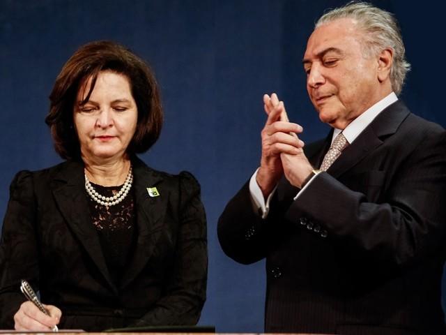 Raquel Dodge pede a impugnação da candidatura de Lula