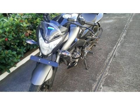 Ganga moto nueva pulsar ns 200