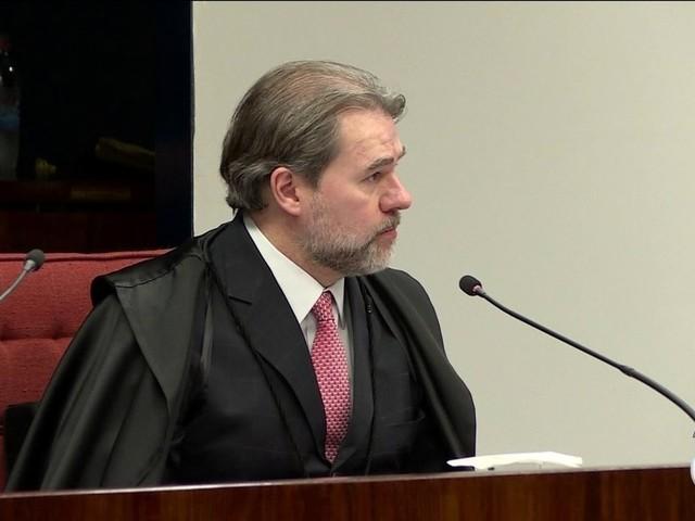 Dias Toffoli toma posse como presidente do Supremo Tribunal Federal