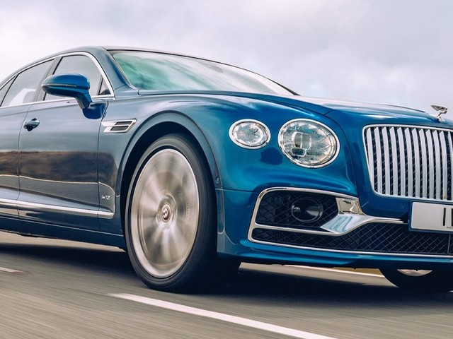 Bentley Flying Spur 2020 First Edition: fotos e detalhes