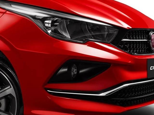 Novo Fiat Cronos: fotos oficiais do interior reveladas