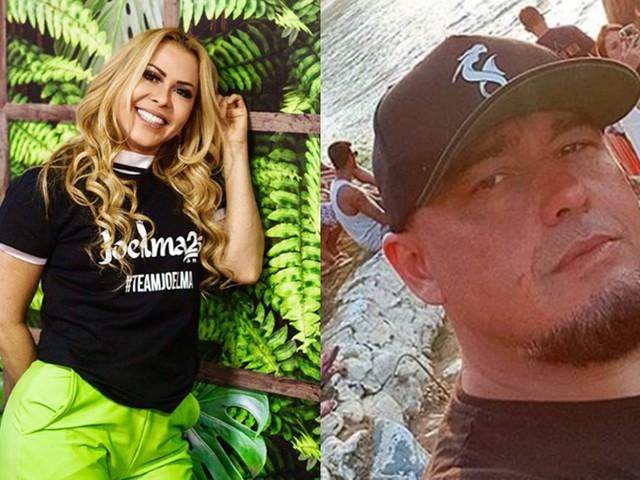 """Joelma usa roupa com nomes de bandas punk e Digão, do Raimundos, dispara: """"Para usar tem que ouvir"""""""