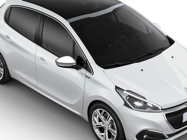 Peugeot 208 Automático UrbanTech: fotos, preço e detalhes