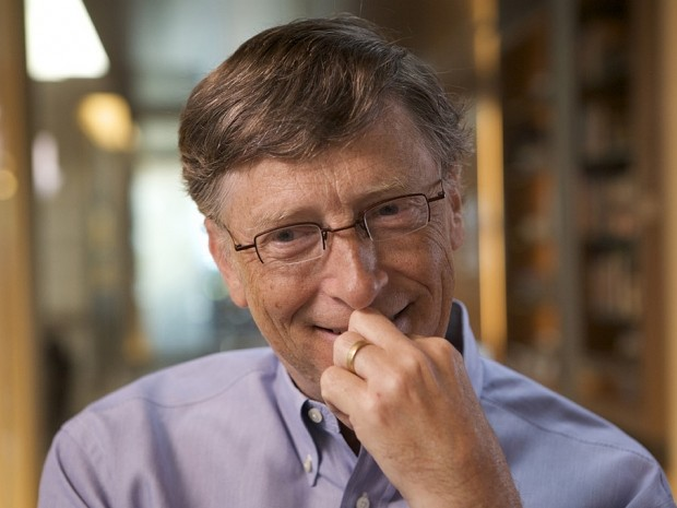 Bill Gates ainda está se desculpando pelo Ctrl+Alt+Del