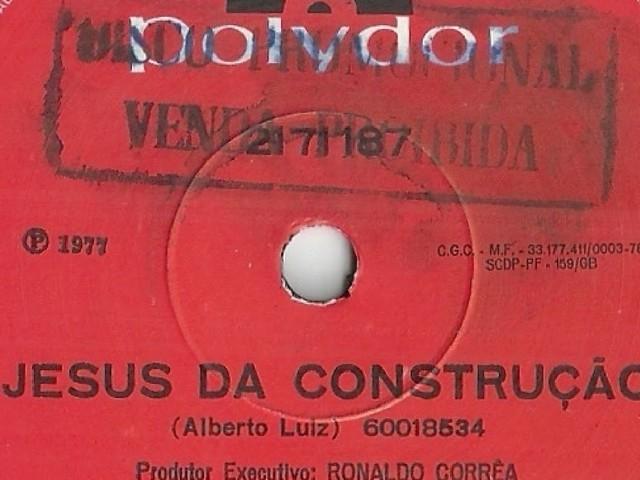 Alberto Luiz - Quadras Populares (CS 1977)