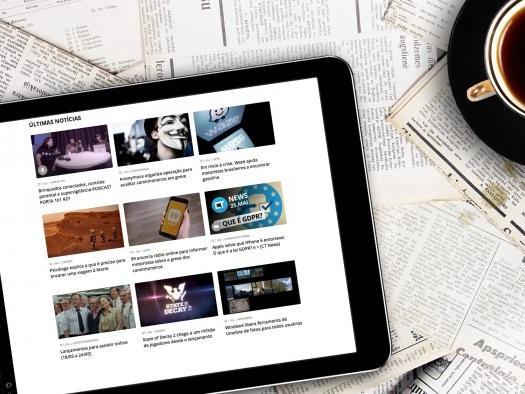 Resumão | Comece a semana bem informado sobre o mundo tech (22/05 a 27/05)