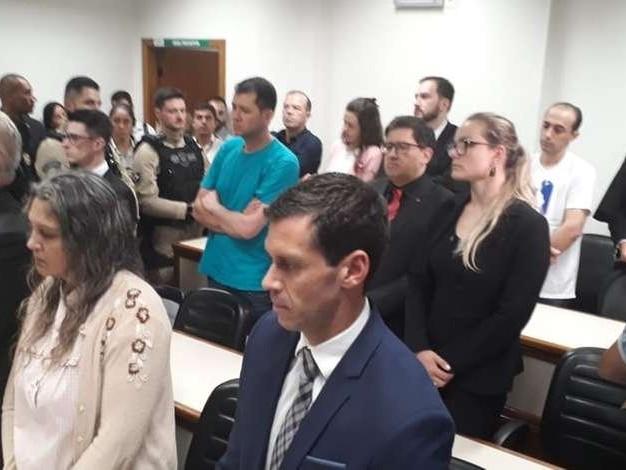 Ao vivo: julgamento do Caso Bernardo chega ao quinto dia em Três Passos