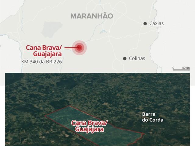Estado de saúde de índio ferido em atentado no Maranhão é estável, diz SES