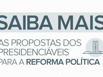 Saiba mais sobre as promessas de Jair Bolsonaro e Fernando Haddad para a reforma política