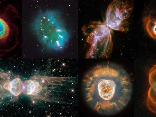Brillante hallazgo sobre nebulosas planetarias