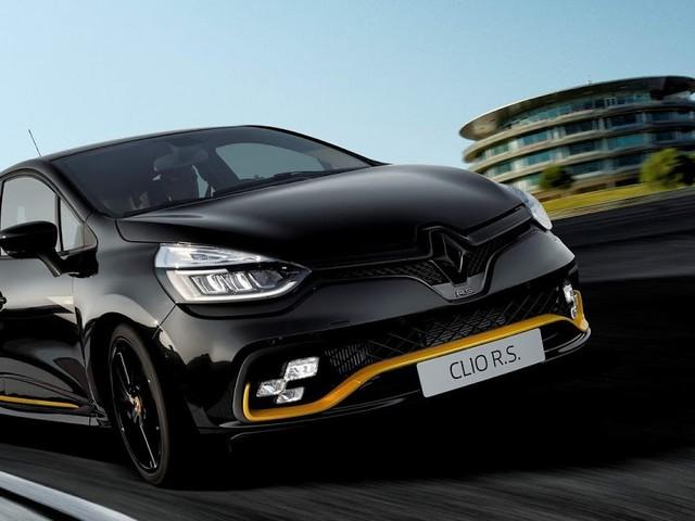 Renault lança Clio R.S.18 inspirado em carro de Fórmula 1