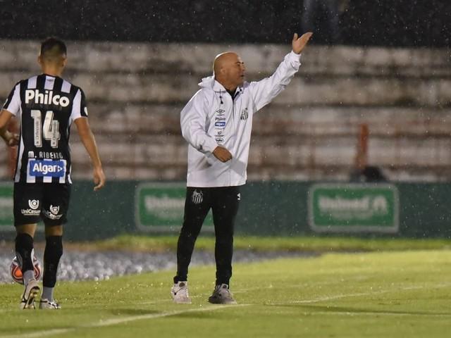 Re: Santos não deve quitar atraso com o elenco antes de enfrentar o Red Bull