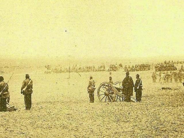 Relíquias de um conflito do século XIX: 15 raras fotografias da Guerra do Paraguai