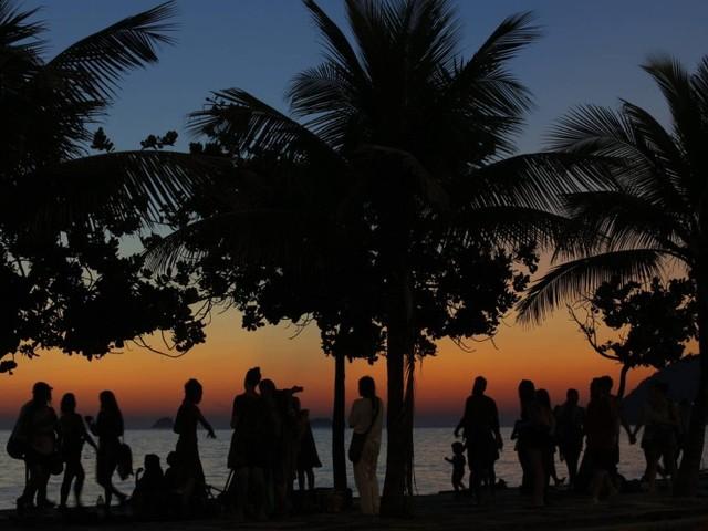 Rio tem recorde de calor do ano antes da chegada do verão