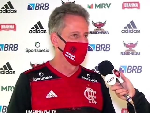 Landim esclarece que FLA TV não irá transmitir final da Taça Rio