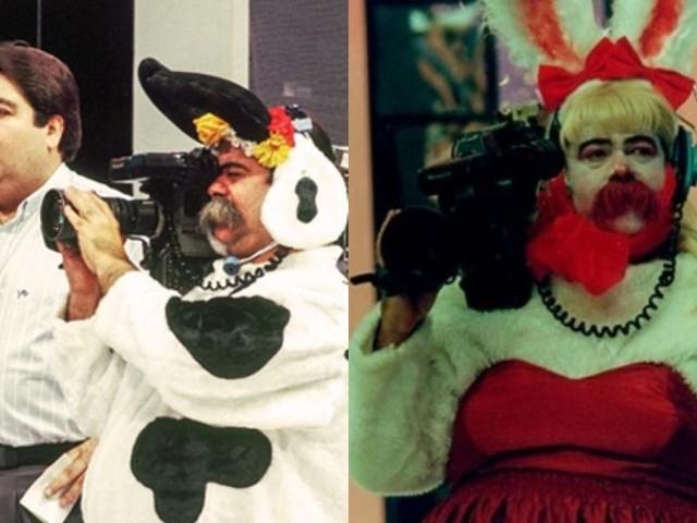 Câmera do Domingão do Faustão revela que deixou o programa para seguir vivo
