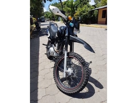 Moto Raybar ET-200 montañera