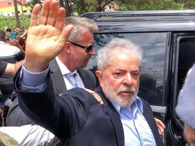 Lula está voltando ao jogo