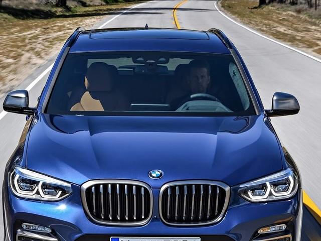 Novo BMW X3 chega ao Brasil em 2018 importado dos EUA