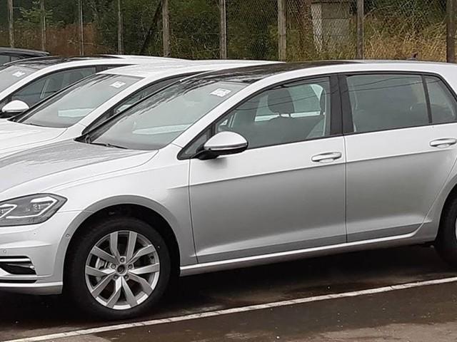 VW Golf 2018 nacional pronto para chegar às autorizadas