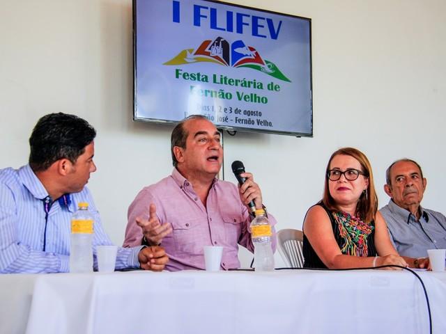Festa Literária de Fernão Velho é lançada em Maceió