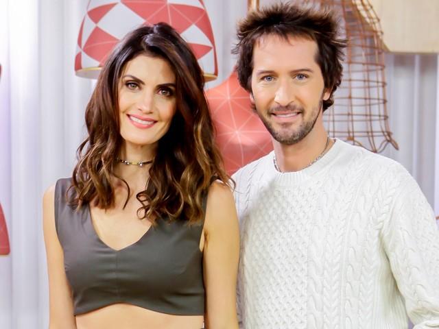 Arlindo e Isabella propõem novo estilo para participante espalhafatosa no Esquadrão da Moda