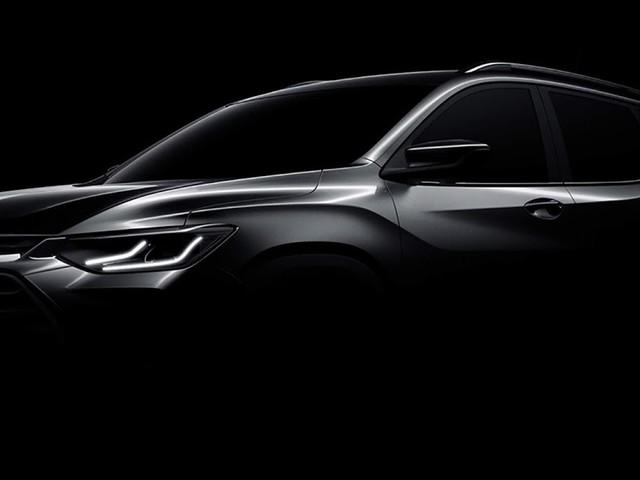 Chevrolet divulga 1ª foto do SUV do Novo Onix 2020
