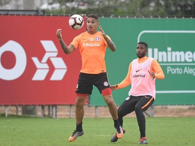 Inter quer vitória para confirmar primeiro lugar no Grupo A da Libertadores