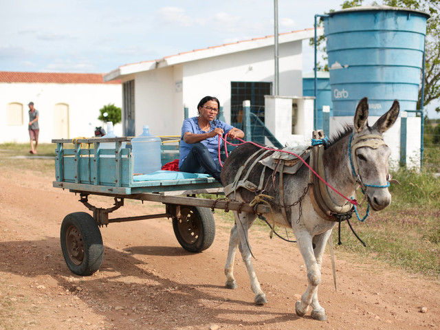 Água potável | Dessalinização no semiárido empaca no custo para ter uso em larga escala