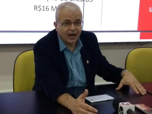 Reitor apresenta estratégia para equilíbrio financeiro da UFJF para 2018 e 2019