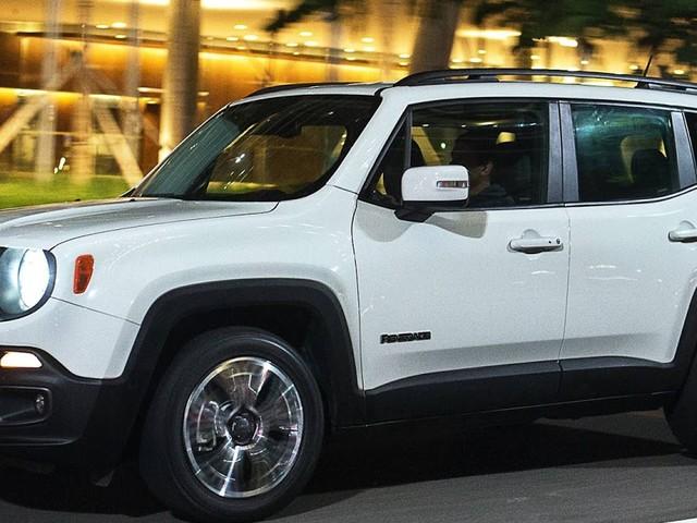 Custo adicional de cor - Jeep Compass e Renegade