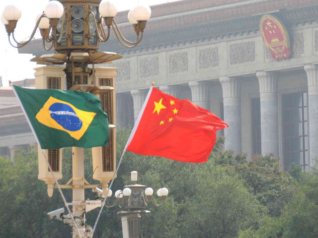 China Accounts for Two-thirds of Brazil's Trade Balance Surplus in 2020, Says FGV
