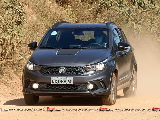 [Avaliação] Fiat Argo Trekking 1.8 AT6: cumpre o que promete