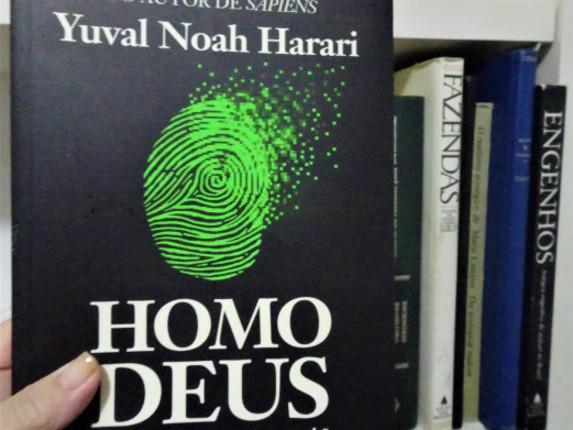"""Lendo: """"Homo Deus"""", Yuval Noah Harari"""