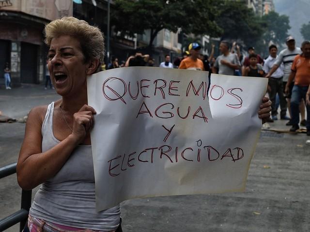 Crise na Venezuela: por que a falta de água é mais grave e perigosa do que os apagões