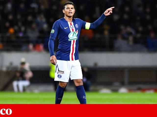 "Paris Saint-Germain garante ""oitavos"" da Taça"